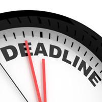 hold deadline