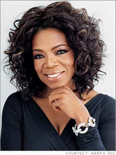 Oprah Winfrey - Influencer