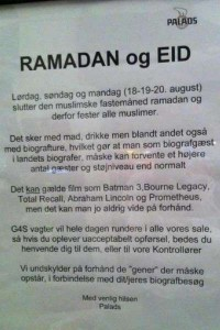 palads seddel ramadan