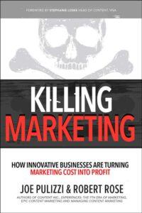 Killing marketing bog