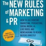 New rules of marketing and pr book