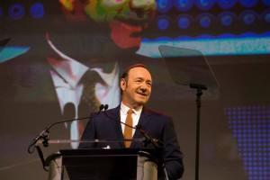 Kevin Spacey keynote