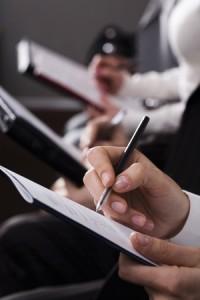 Organiser content marketing teamet som en redaktion