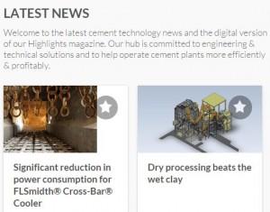 Seneste nyt på FLSmidth's content hub