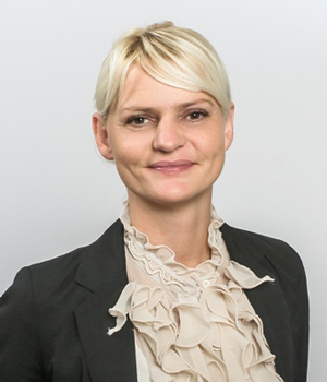 Nadia Haagen Pedersen, marketingchef og ansvarlig for FLSmidth's content hub