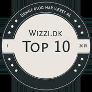 Nomineret til Wizzi i 2013, 2014 og 2015