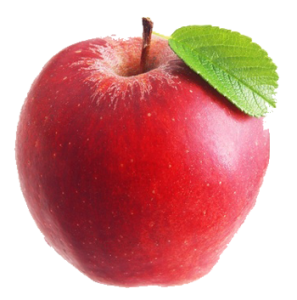 Plukkeklart æble