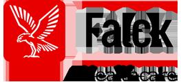 Falck Healthcare logo