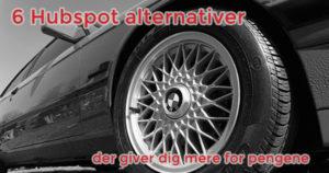 6 Hubspot alternativer