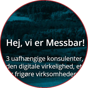 Byd velkommen til Messbar