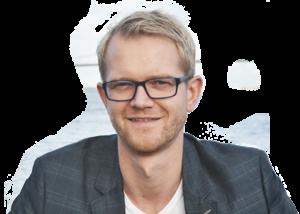 Joakim Ditlev - content marketing specialist