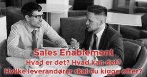 Sales Enablement Software