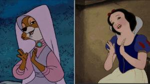 Disney genbruger indhold