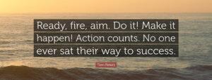 ready - fire - aim